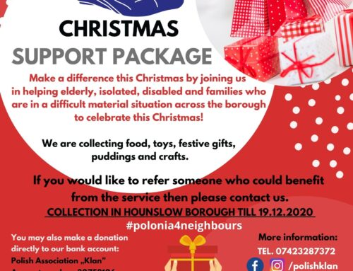 Christmas Support Packages